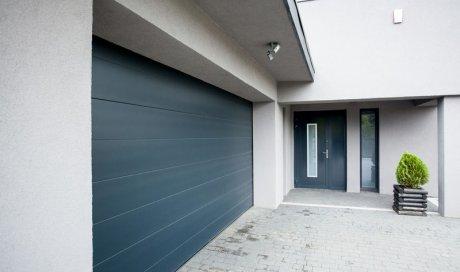 Pose de porte de garage sectionnelle Strasbourg
